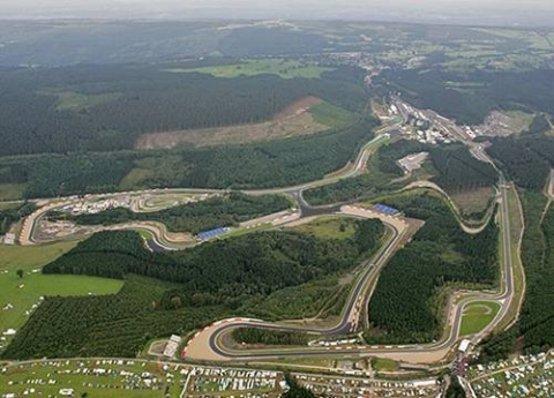 Il GP del Belgio si alternerà con quello di Francia?