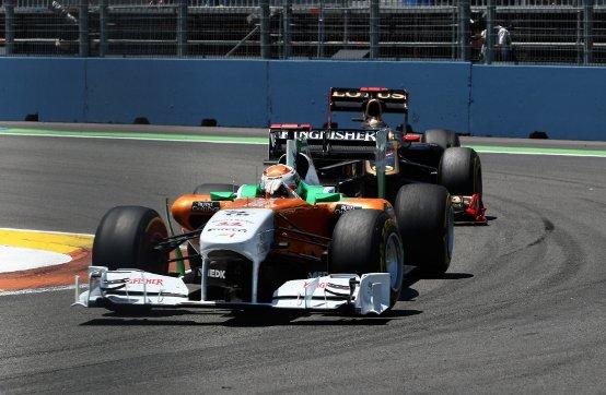 """Force India, Sutil: """"Un buon risultato per la squadra"""""""