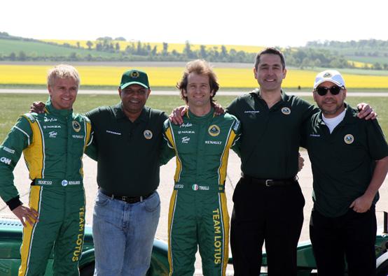 """Team Lotus: """"Nel 2012 avremo il KERS"""""""