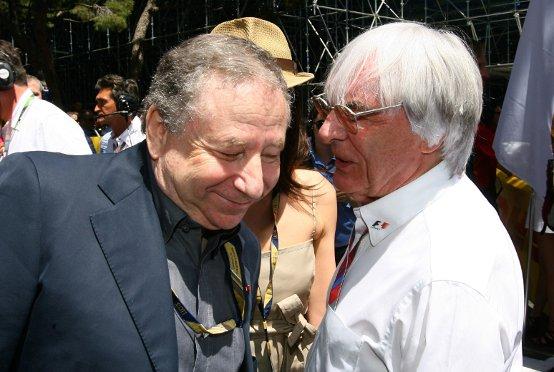 """Todt: """"Il mondiale di Formula 1 2012 sarà di 20 gare"""""""