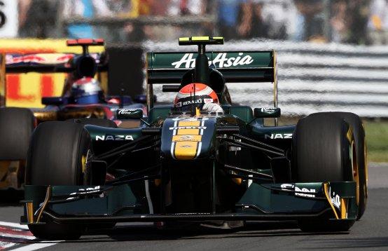 """Team Lotus, Trulli: """"Un buon venerdi oggi per noi a Montreal"""""""