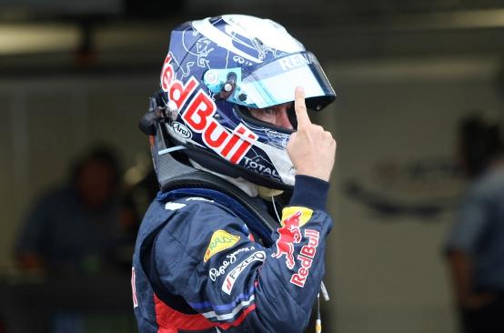 Red Bull, Vettel non è preoccupato dal divieto degli scarichi soffiati