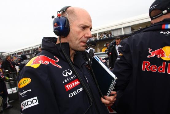 """Newey: """"Red Bull penalizzata pesantemente dal divieto degli scarichi soffiati"""""""