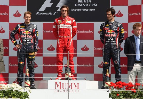 """Montezemolo: """"Commovente sentire l'inno italiano a Silverstone per la Ferrari"""""""