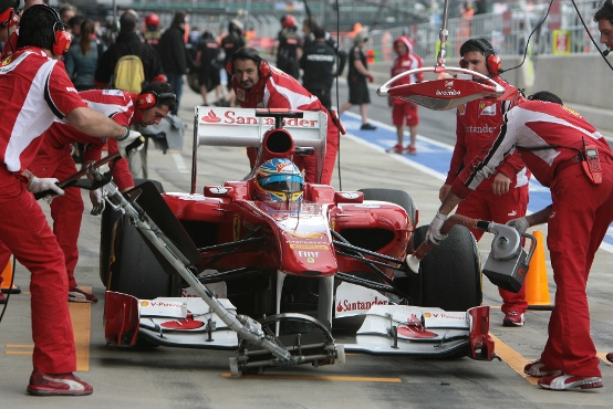 """Alonso: """"I progressi della Ferrari sono reali"""""""
