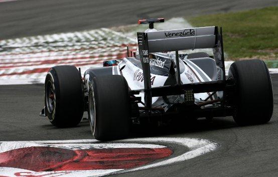 """Williams, Barrichello: """"Una qualifica ancora piu' dura senza il kers"""""""