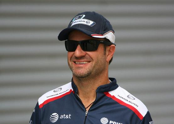 Barrichello è pronto a rimanere in Williams anche nel 2012