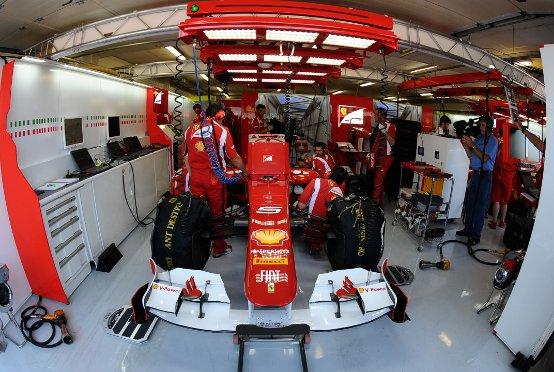 Ferrari: Giocando con i numeri