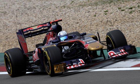 Toro Rosso: La vettura di Buemi esclusa dai tempi delle qualifiche per irregolarità del carburante