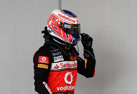 """McLaren, Button: """"Sono sconcertato dalla mancanza di grip che ho avuto in qualifica"""""""