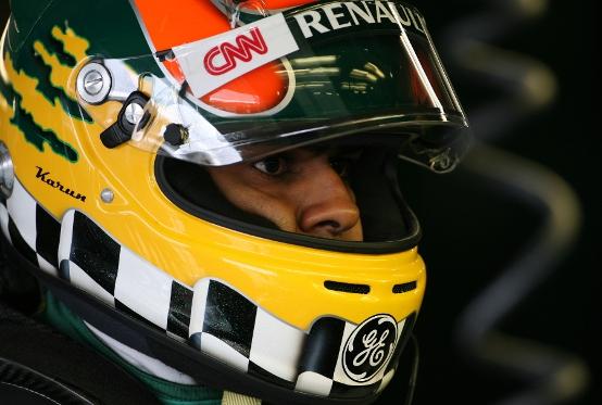 F1, Team Lotus: Chandhok al posto di Trulli al GP Germania