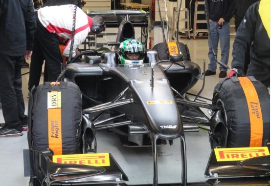 Pirelli F1, Di Grassi confermato collaudatore