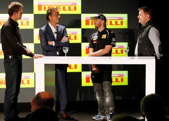 Pirelli: Il gran premio di Germania dal punto di vista degli pneumatici