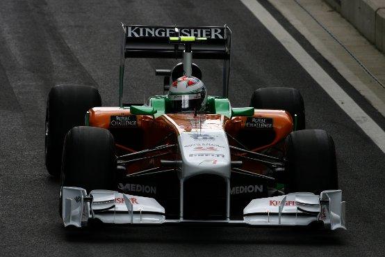 """Paul di Resta: """"La sesta posizione in griglia riflette il potenziale della Force India"""""""