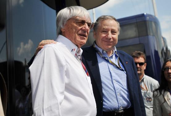 F1, il futuro del Nurburgring nelle mani di Ecclestone