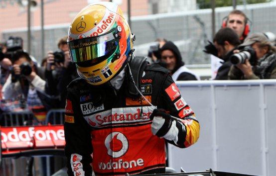 """McLaren, Hamilton: """"La buona prestazione in qualifica è stata una sorpresa"""""""
