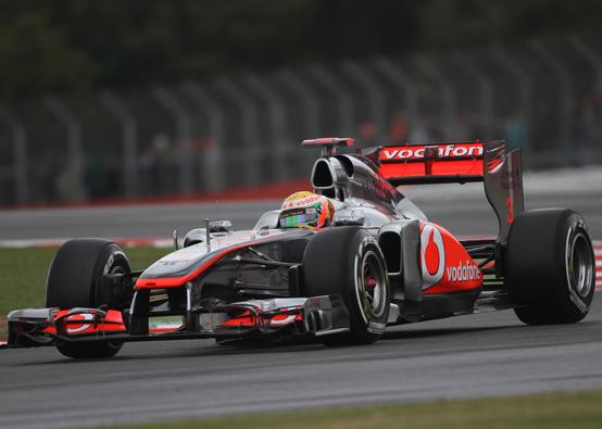 """Lewis Hamilton: """"Questo è quello che ho potuto fare, è stata una gara matta"""""""