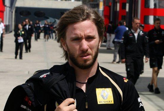 """Lotus Renault GP, Nick Heidfeld: """"Saremo piu' vicino ai top team grazie ai nuovi aggiornamenti tecnici"""""""