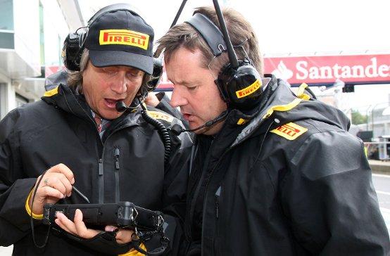 "Pirelli, Paul Hembery: ""L'intera gara si è giocata sulla strategia"""