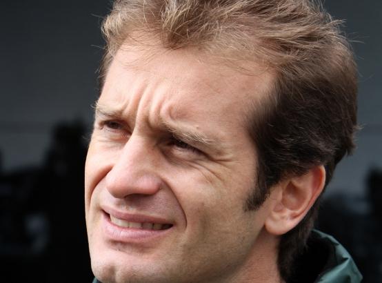 Team Lotus, Trulli pensa al 2012