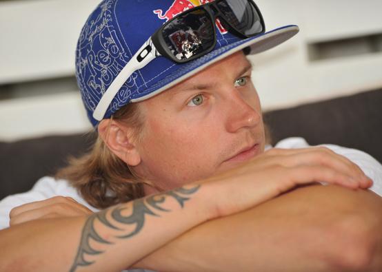 Kimi Raikkonen non è più un candidato per la Red Bull