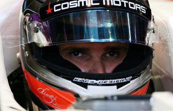 Penalità di cinque posizioni in griglia per Liuzzi al Gran Premio di Germania