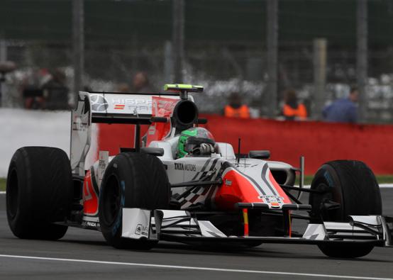 HRT: una qualifica difficile per Ricciardo e Liuzzi