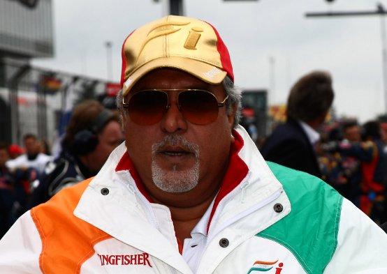 Vijay Mallya entusiasta per i progressi della Force India