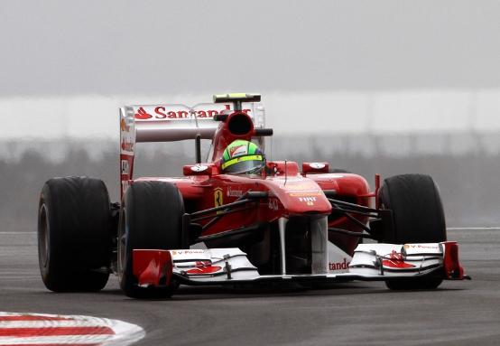 F1 GP Gran Bretagna, Prove Libere 2: Ferrari davanti con Massa