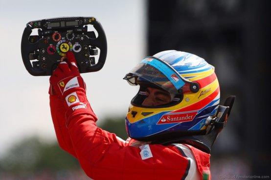 F1: Pagelle del Gran Premio di Gran Bretagna 2011
