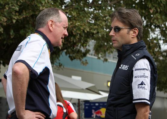 """Adam Parr: """"La Formula Uno e Bernie Ecclestone dovrebbero investire di più sui social network"""""""