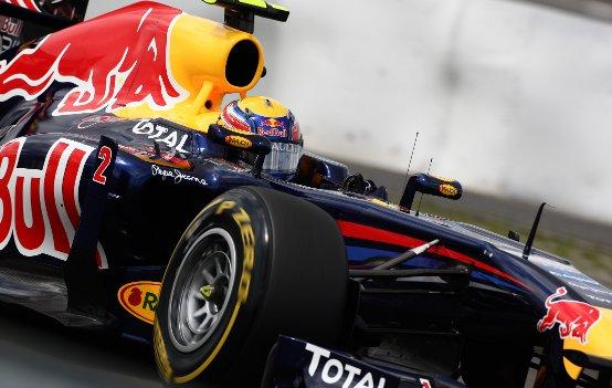 """Red Bull, Webber: """"Nell'ultimo giro di qualifica sono andato davvero al limite"""""""