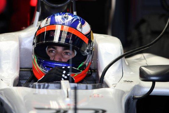 """HRT, Ricciardo: """"In Germania il mio obiettivo è ridurre il gap dal resto del gruppo"""""""