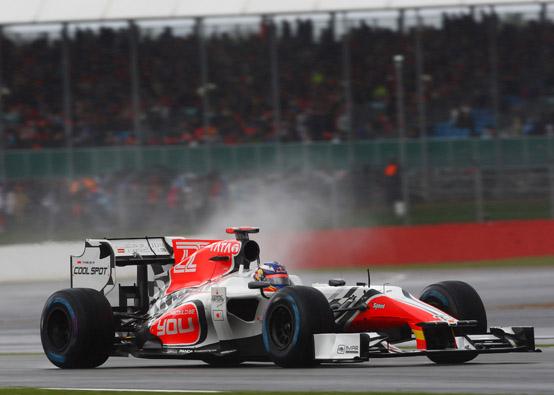 HRT: i primi giri di Ricciardo nelle prove libere