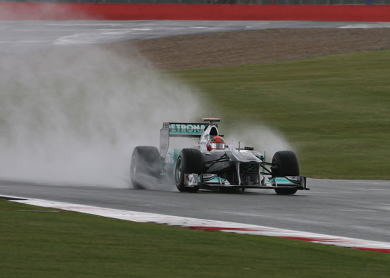 Mercedes GP: un risultato tutto sommato incoraggiante per i due piloti