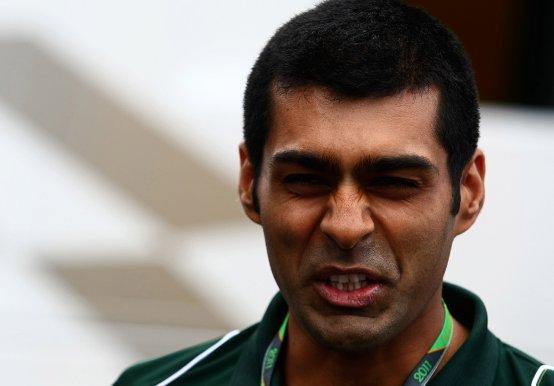 Team Lotus, Chandhok soddisfatto dei progressi nelle libere al Nurburgring