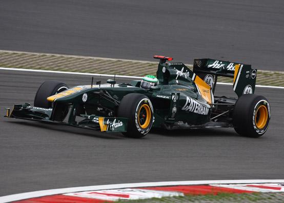 """Kovalainen, Team Lotus: """"E' stata una gara piuttosto buona"""""""