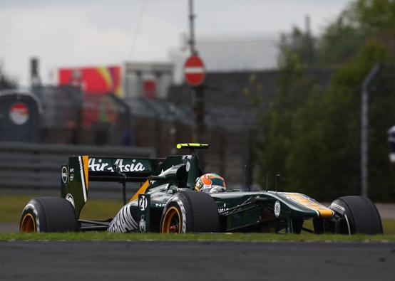 """Kovalainen, Team Lotus: """"Sono contento, ma si poteva fare di più"""""""