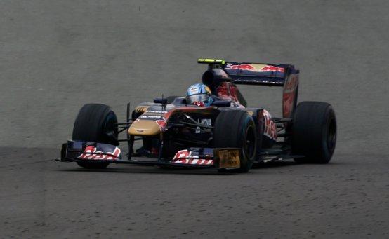 Toro Rosso: Alguersuari chiude la top ten di Silverstone