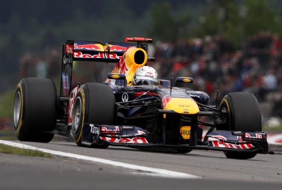 GP Germania, Prove Libere 3: Vettel davanti a Webber e Alonso