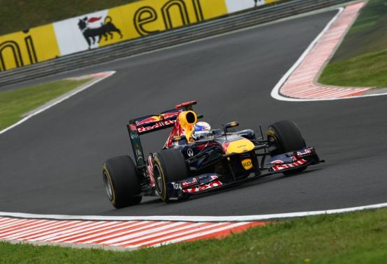 GP Ungheria, Vettel in pole davanti ad Hamilton