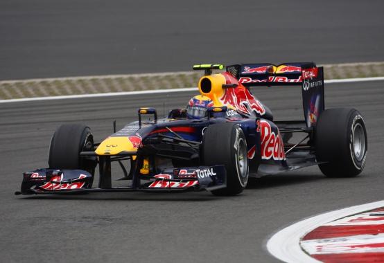 GP Germania, Prove Libere 2: Webber precede Alonso e Vettel