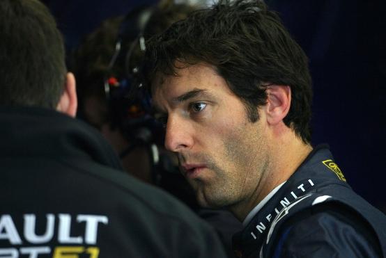 F1 GP Gran Bretagna, Prove Libere 1: Webber precede Schumacher sul bagnato