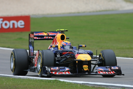 GP Germania, Webber in pole davanti ad Hamilton. Alonso quarto