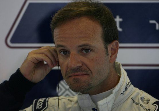 Williams: Barrichello fiducioso nei nuovi aggiornamenti per Spa-Francorchamps