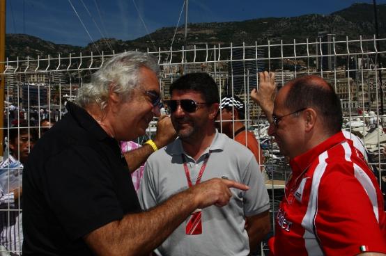 Briatore non esclude un futuro in Ferrari