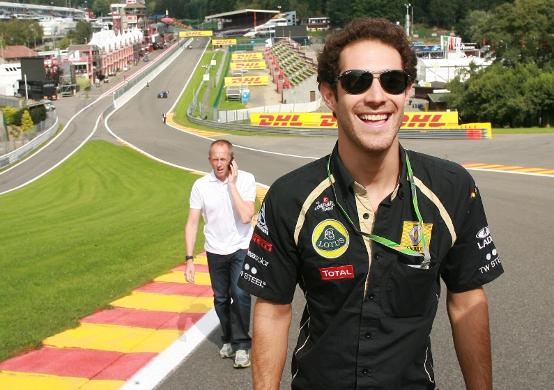 Renault, Senna al posto di Heidfeld anche a Monza