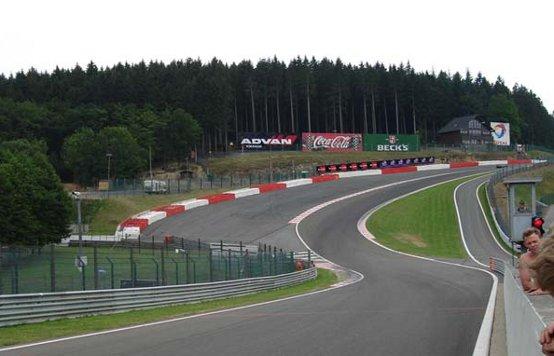 F1, la FIA vieta l'utilizzo del DRS all'Eau Rouge