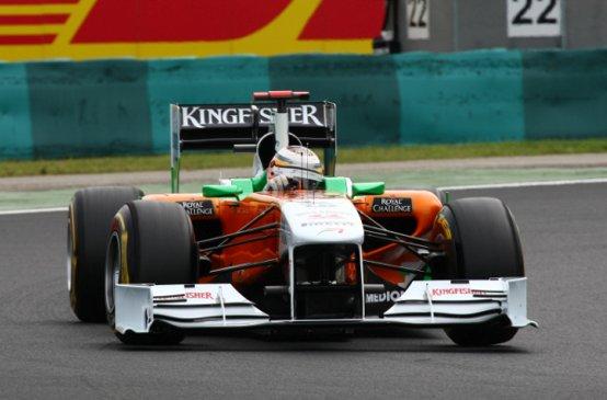 """Force India, Vijay Mallya: """"Abbiamo una vettura molto piu' completa"""""""