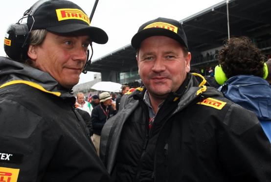 Le Pirelli silver troppo dure per la Formula 1